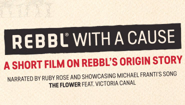 Rebel with a Cause, a short film on Rebbl's Origin Story