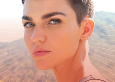 Ruby Rose - REBBL With A Cause poster