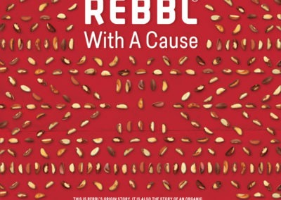 REBBL With A Cause - Brazil Nuts poster